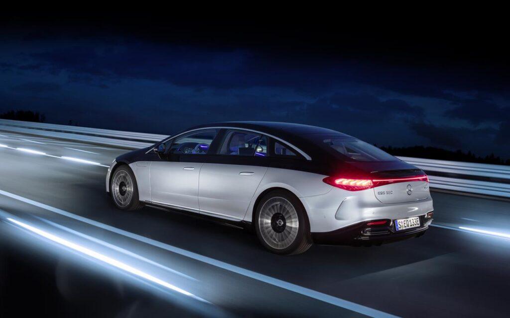 Mercedes od 2030 roku wyłącznie elektryczny