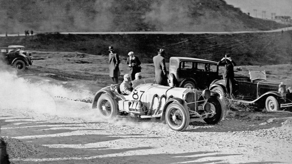 90 lat temu Rudolf Caracciola wygrał Mille Miglia 1931 za kierownicą Mercedesa SSKL