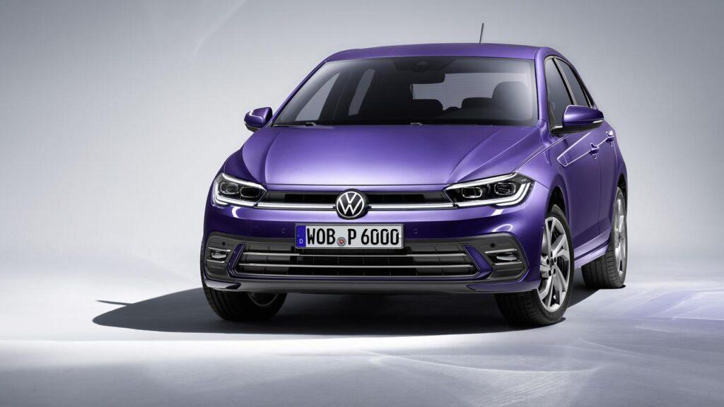 Nowy VW Polo