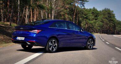 Nowy Hyundai Elantra 1.6 MPI Executive