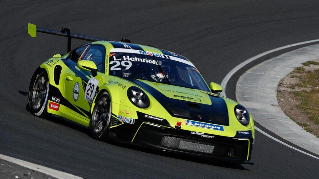 Porsche Mobil 1 Supercup 2021 na biopaliwie