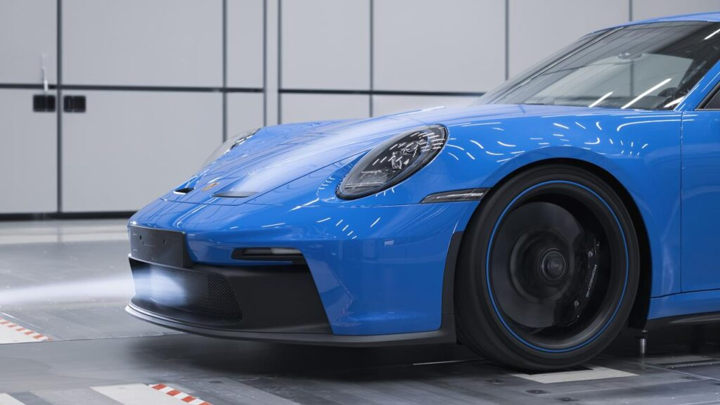 Nowe Porsche 911 GT3