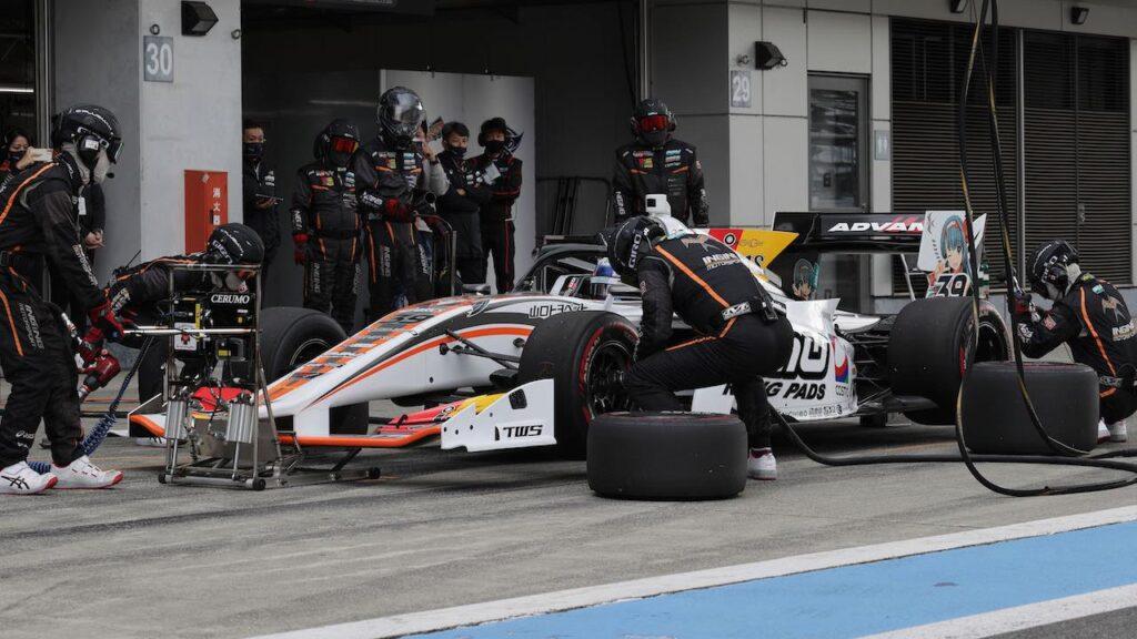 Japońska wyścigowa seria Super Formula