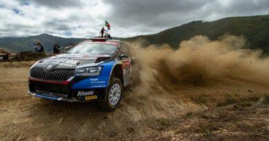Kajetanowicz i Szczepaniak wygrywają Rajd Portugalii w WRC3