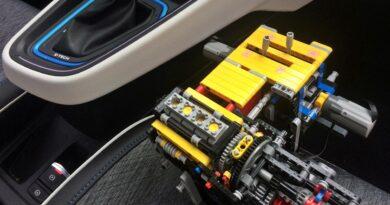 Technika: Renault E-TECH i klocki LEGO