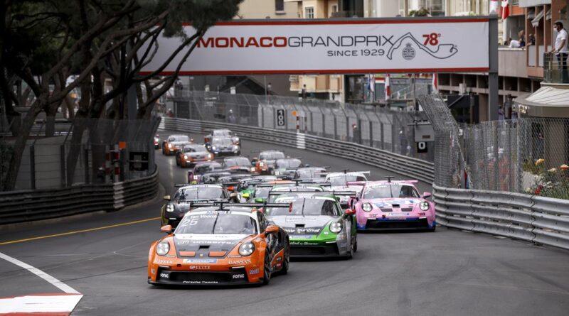 Porsche Supercup 2021: Larry ten Voorde zwycięża w Monte Carlo