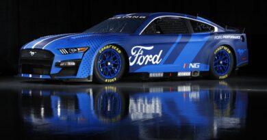 Mustang nowej generacji w wyścigach NASCAR