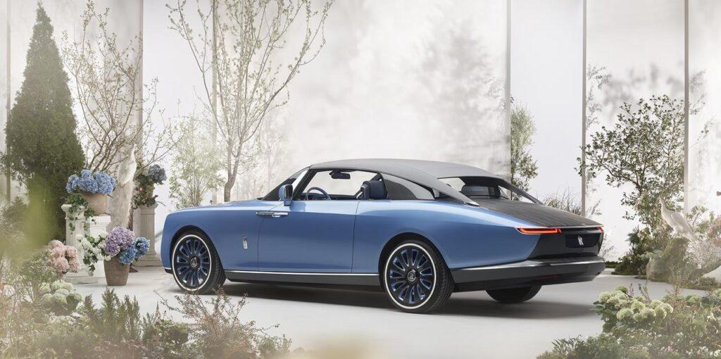 Rolls-Royce Boat Tail - nadwozie na zamówienie