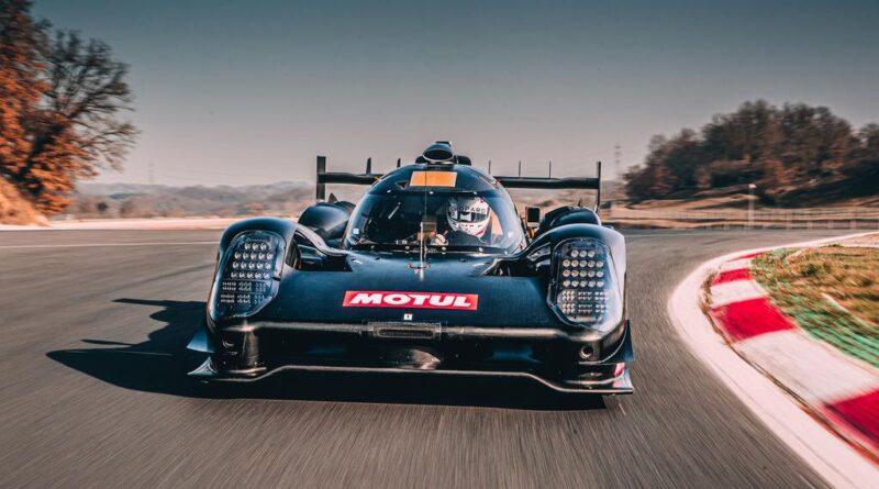 Glickenhaus 007 LMH nowy hypercar w wyścigach FIA WEC i LeMans