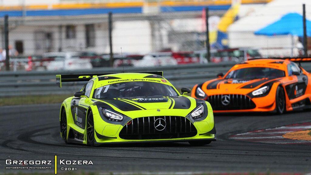 WSMP 2021 - 1 i 2 wyścigowa runda w Poznaniu