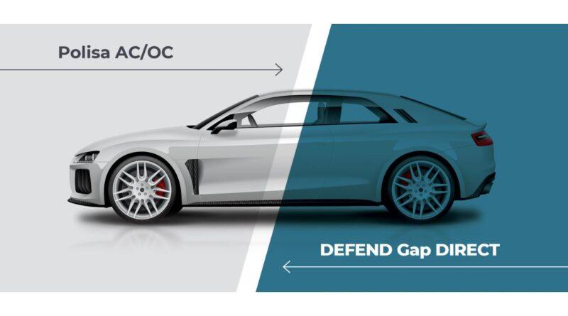 Ubezpieczenie DEFEND Gap