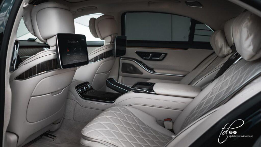 Mercedes S500 4Matic