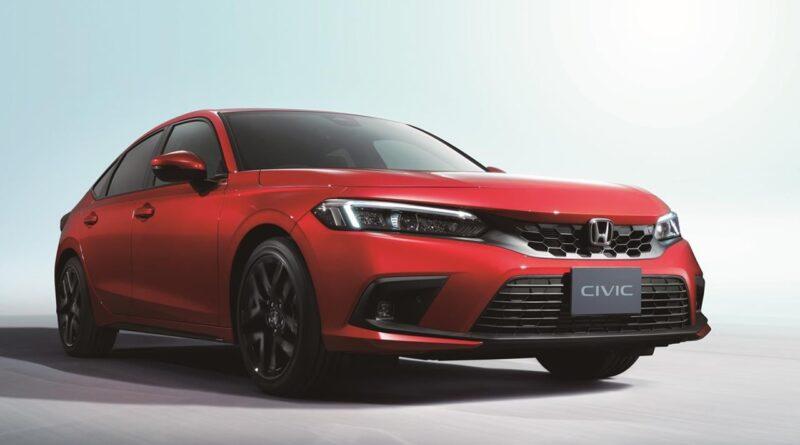 Nowa Honda Civic e:HEV
