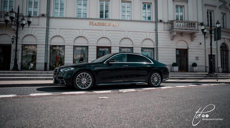 Mercedes S500 4Matic - test