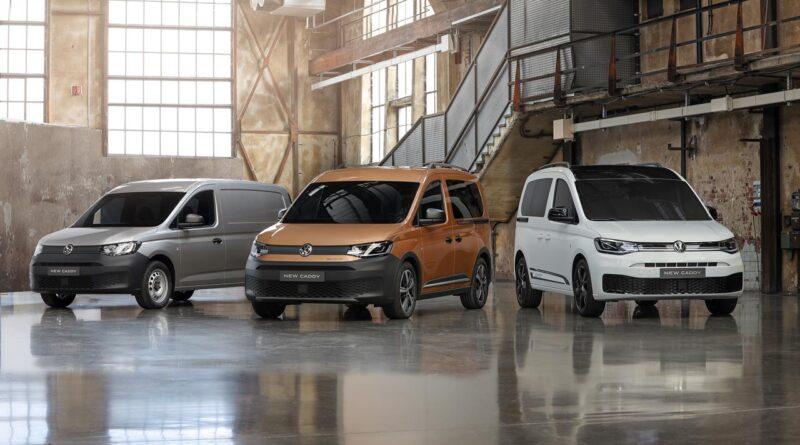 Nowy Volkswagen Caddy PanAmericana