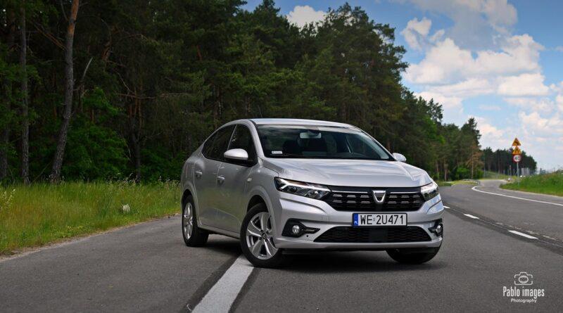Dacia Logan TCe 100 LPG – test