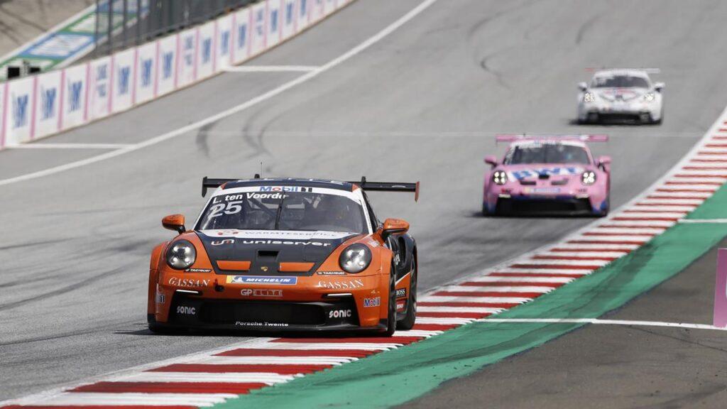 2 runda Porsche Supercup 2021, Spielberg, Austria. Idealny weekend dla Larry Ten Voorde