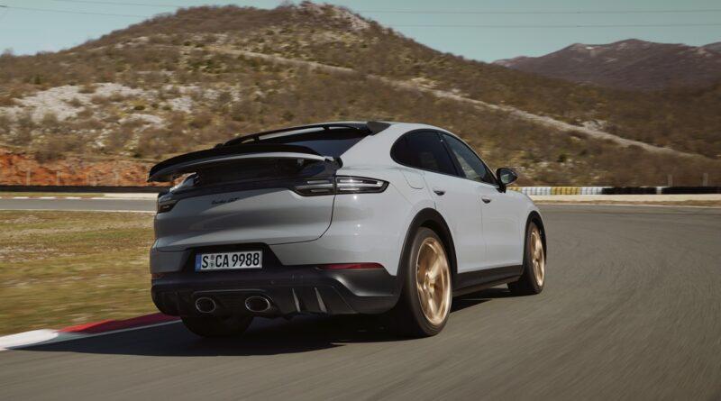 Nowe Porsche Cayenne Turbo GT