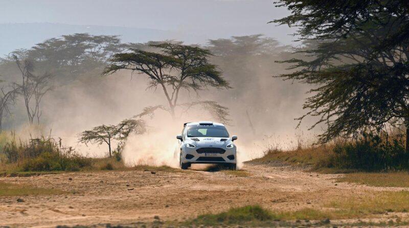 Sobiesław Zasada / Tomasz Borysławski, Ford Fiesta ST RC3, WRC Rajd Safari 2021