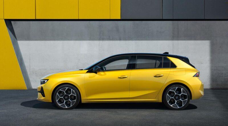 Nowy Opel Astra 2021