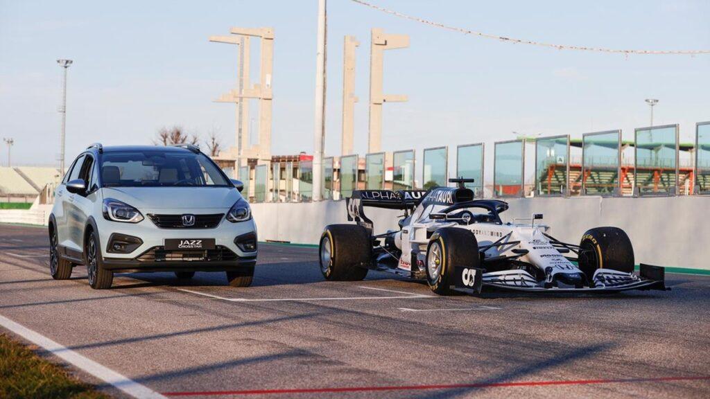 Co samochody Hondy mają wspólnego z Formułą 1?