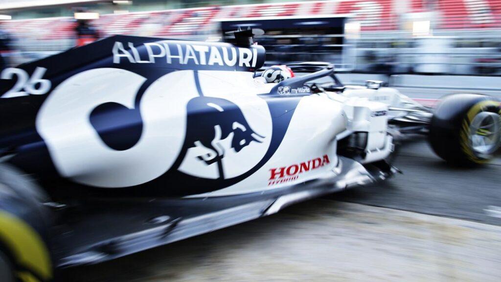 AlphaTauri Honda F1
