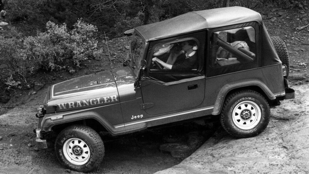 Jeep ma 80 lat