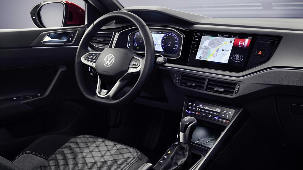 Nowy Volkswagen Taigo
