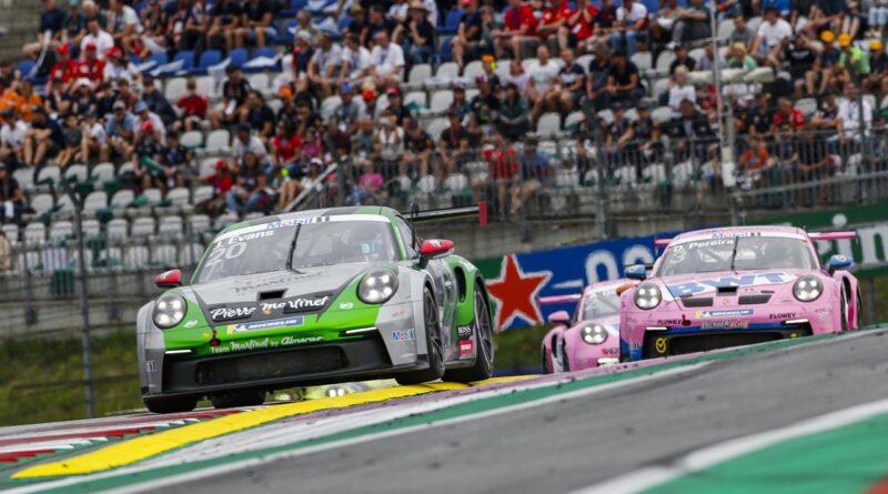 3 runda Porsche Supercup 2021
