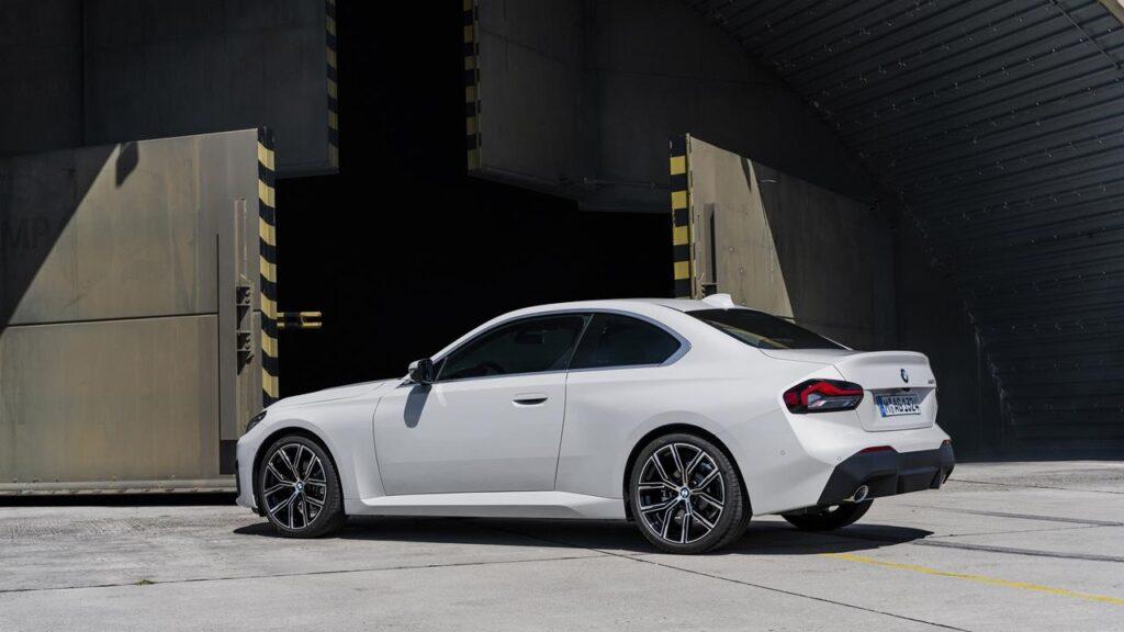 Nowe BMW serii 2 Coupe