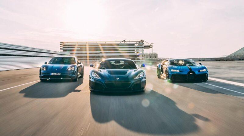 Bugatti łączy się z Rimac