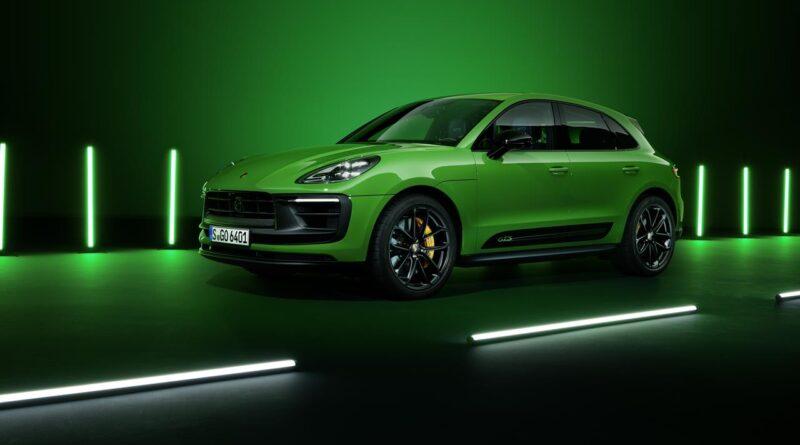 Nowe Porsche Macan 2021