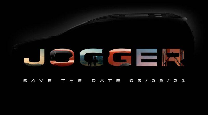 Dacia Jogger - zapowiedź