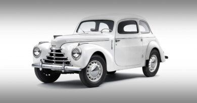 """SKODA 1101 """"Tudor"""" z 1946 roku - historia"""