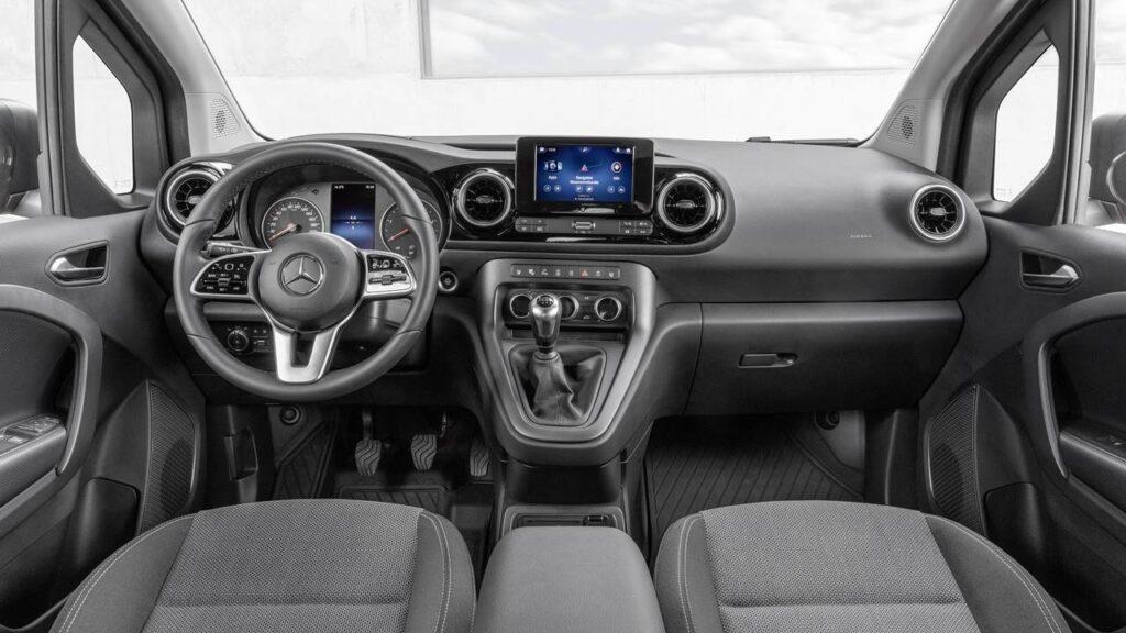 Nowy Mercedes Citan