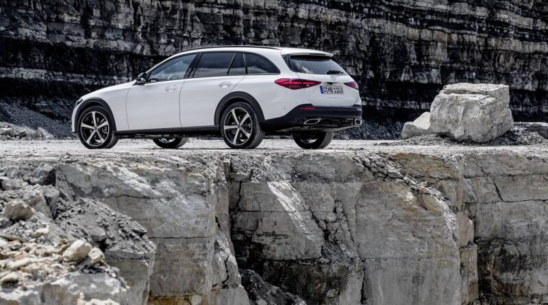 Nowy Mercedes C Kombi All-Terrain
