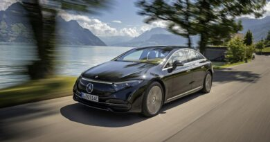 Mercedes EQS już w sprzedaży w Polsce