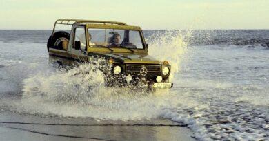 G42 – zlot miłośników Mercedesa Klasy G w Zamościu