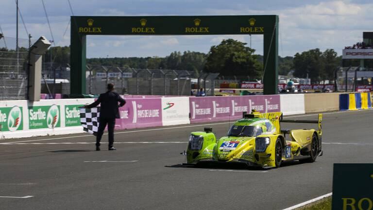 Inter Europol Competition - 24h Le Mans 2021