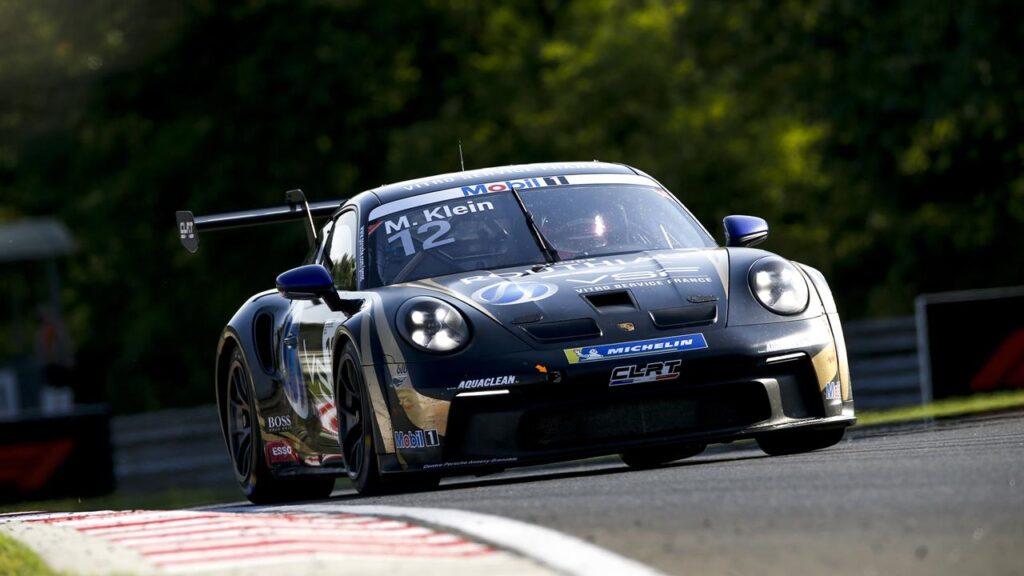 4 runda Porsche Supercup 2021 - Hungaroring