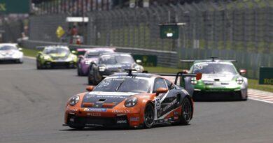 Larry ten Voorde wygrywa 4. rundę Porsche Supercup