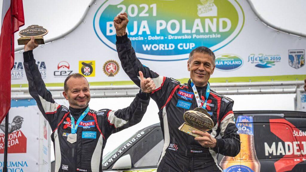 Rajd BAJA Poland 2021, foto: bajapoland.eu