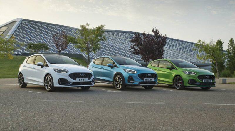 Odnowiony Ford Fiesta 2022