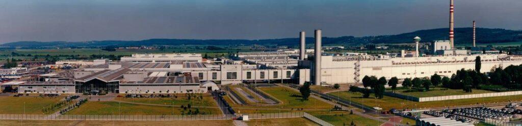 Fabryka Skody w Mlada Boleslav