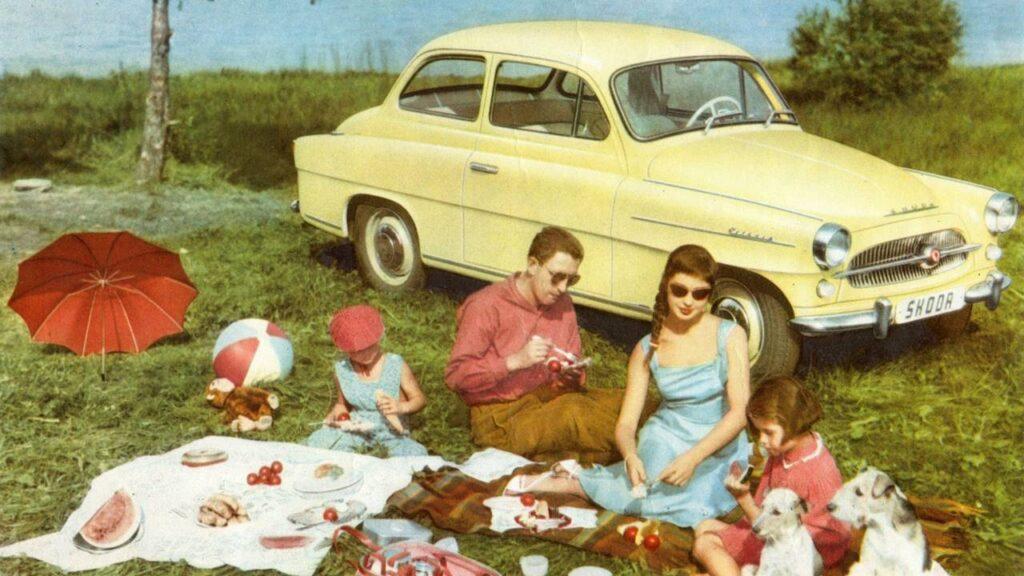 25 lat modelu OCTAVIA: cztery generacje ikony marki SKODA