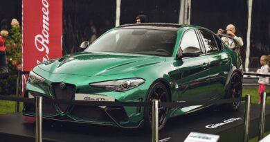 Alfa Romeo Giulia GTAm – polska premiera na zlocie ForzaItalia.pl
