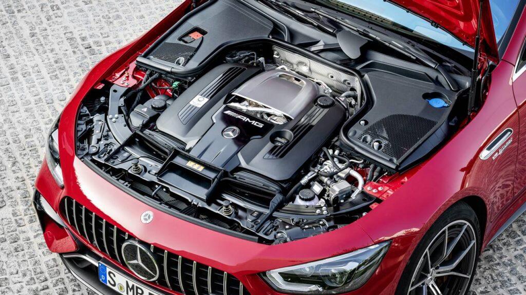 Mercedes-AMG GT 63 S E Performance