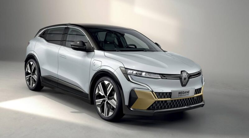 Nowy Renault Megane E-Tech Elektryczny