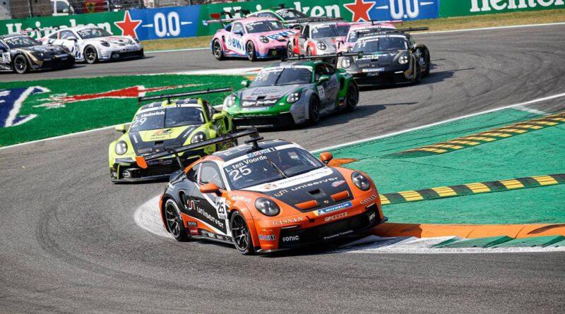 Larry ten Voorde Mistrzem Porsche Supercup 2021