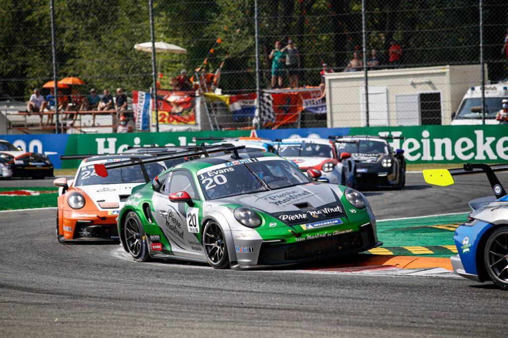 Porsche Mobil 1 Supercup 2021, Monza